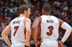 Goran Dragic Ranked at No. 38, Dwyane Wade at No. 46 in ESPN's NBA Rankings