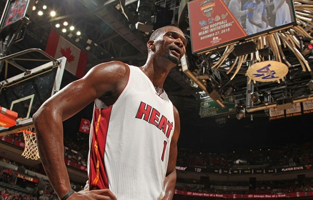 Chris Bosh on Return: 'Nothing Was Taken Away from Me, I've Only Gained'