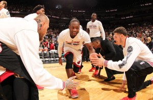 Charles Barkley Says the Miami Heat Will Finish Fourth in the East