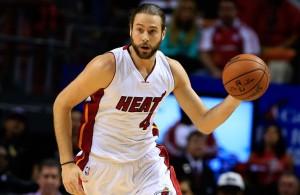 Josh McRoberts Miami Heat