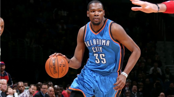 Heat Still Plan to Pursue Kevin Durant in 2016