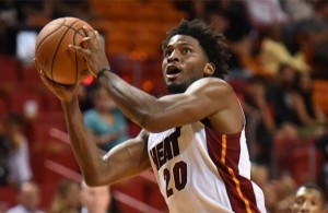Justise Winslow Miami Heat