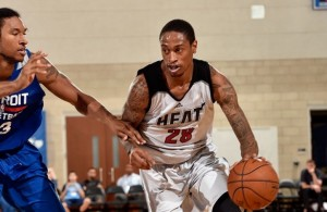 Five Players Cut from Training Camp Roster to Join Miami Heat's D-League Affiliate