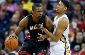 Chris Bosh New Orleans Pelicans