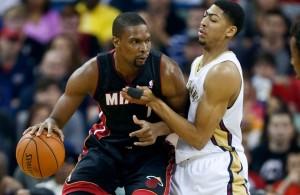 Chris Bosh New Orleans Pelicans