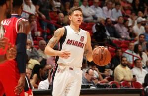 Tyler Johnson Miami Heat