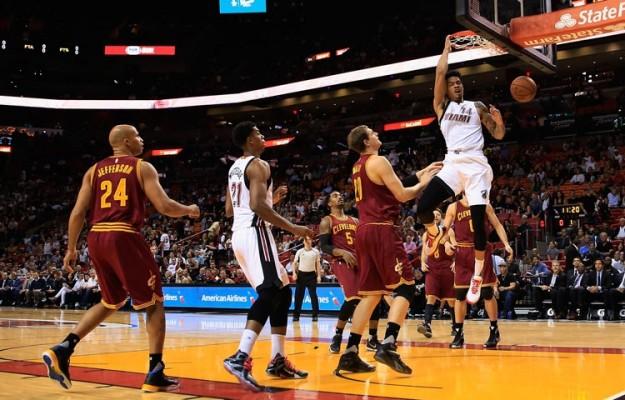 Miami Heat vs. Cleveland Cavaliers Game Recap: Heat Dominate LeBron-Less Cavaliers