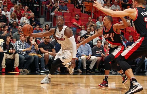 Miami Heat vs. Portland Trail Blazers Game Recap: Heat's 4th Quarter Surge Trumps Blazers