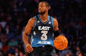 Dwyane Wade NBA All-Star Game