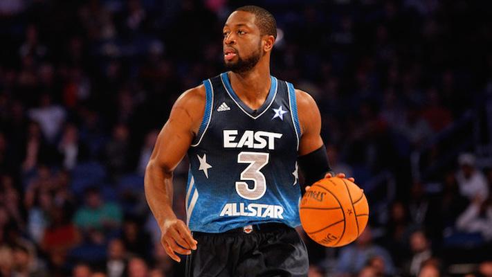 Dwyane Wade NBA All-Star Game
