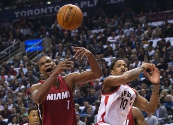 Chris Bosh vs. Toronto Raptors on January 22, 2016
