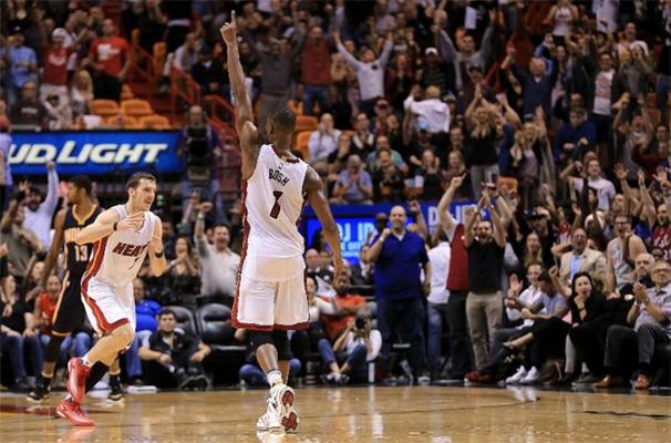 Miami Heat vs. Indiana Pacers Game Recap: Rally Warriors