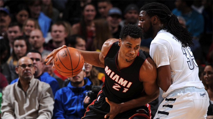 Miami Heat vs. Denver Nuggets Game Recap: Hassan Whiteside Leads Massive Comeback