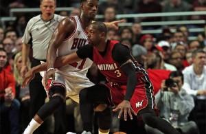 Dwyane Wade vs. Bulls