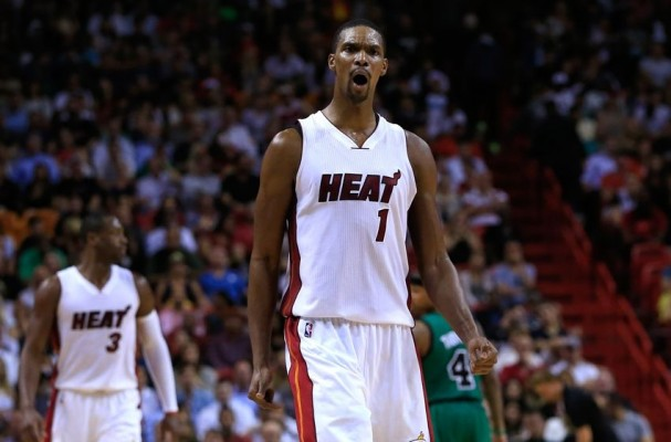 Miami Heat News: Chris Bosh Selected as All-Star Reserve, Three-Point Contest Participant