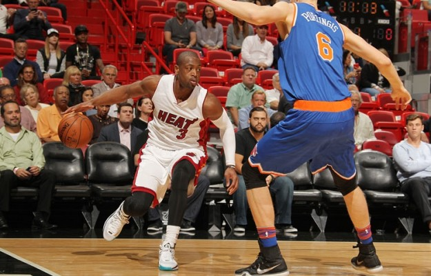 Heat Out-Hustled At Home