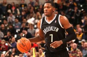 Joe Johnson Brooklyn Nets