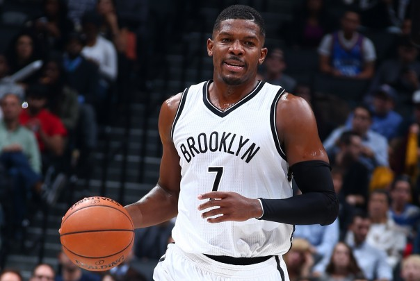 Joe Johnson Heat Sign