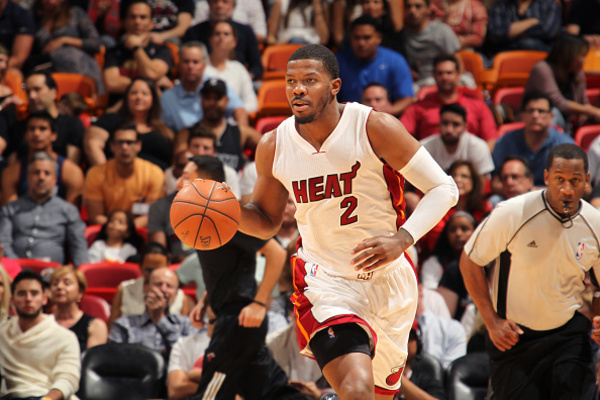 Joe Johnson Miami Heat