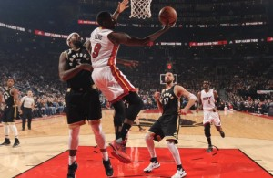 Miami Heat vs. Toronto Raptors--March 12, 2016