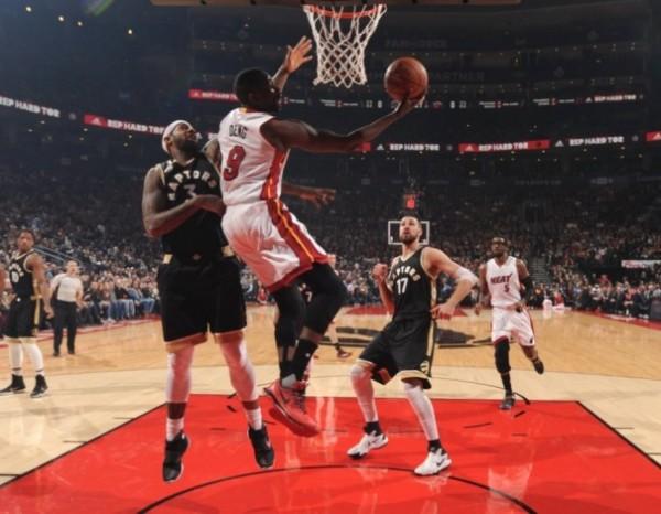 Miami Heat vs. Toronto Raptors--March 12, 2016