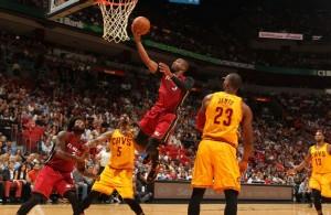 Dwyane Wade vs. Cleveland Cavaliers