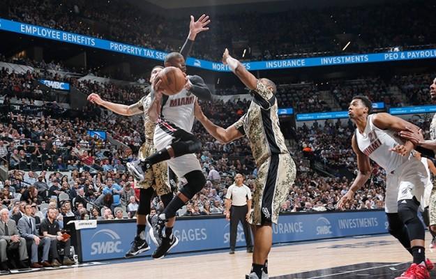 Dwyane Wade vs. San Antonio Spurs