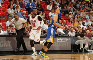 Dwyane Wade Steph Curry