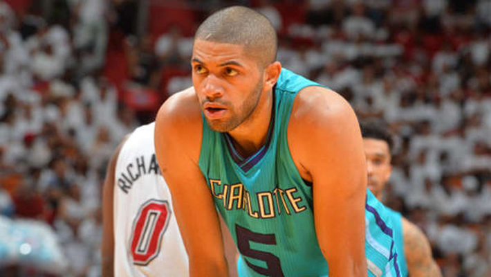Nicolas Batum vs. Miami Heat