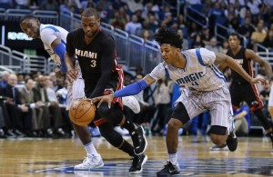 Dwyane Wade vs. Orlando Magic on April 8, 2016
