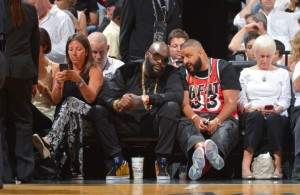 D.J. Khaled Rick Ross