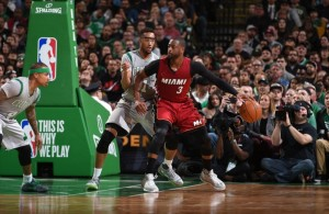 Miami Heat vs. Boston Celtics Game Recap: Heat Suffer Meltdown, Still Nab Three-Seed
