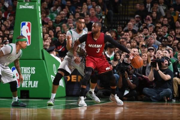 Miami Heat vs. Boston Celtics Game Recap: Heat Suffer Meltdown, Still Nab Three-Seed