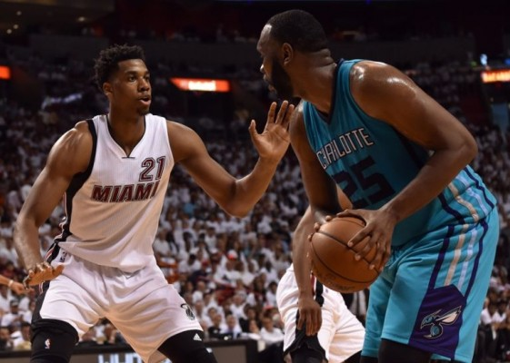 Hassan Whiteside vs. Al Jefferson