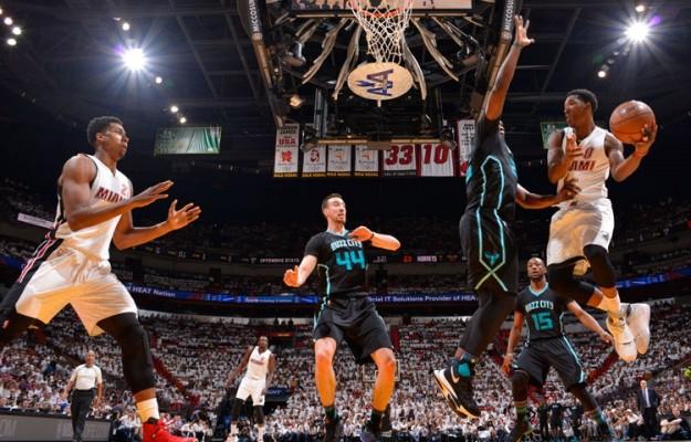 Miami Heat vs. Charlotte Hornets