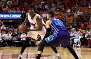 Luol Deng Charlotte Hornets