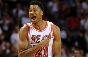 Hassan Whiteside Miami Heat