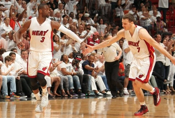 Dragic and Wade