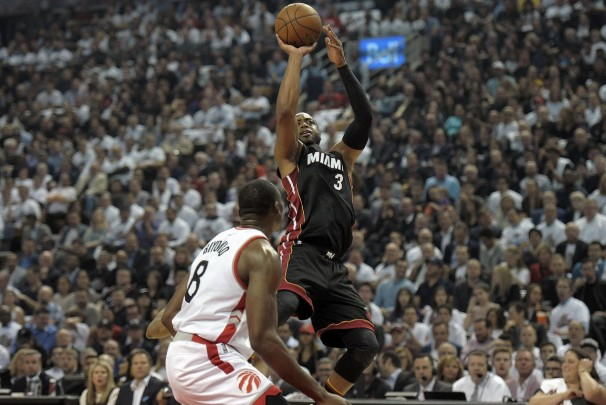 Dwyane Wade vs. Toronto Raptors on May 11, 2016