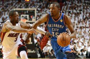 Kevin Durant Heat