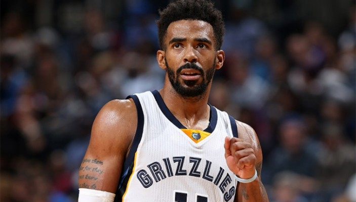 Mike Conley Miami Heat