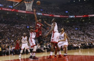Miami Heat vs. Toronto Raptors Game 7 Recap: Blood, Sweat, and Tears