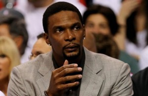 Bosh and Heat Clashed Over Plan to Play During Playoffs