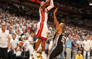 Ray Allen San Antonio Spurs