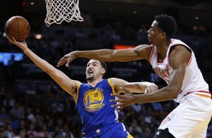 Hassan Whiteside Golden State Warriors