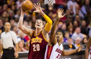 Timofey Mozgov Miami Heat