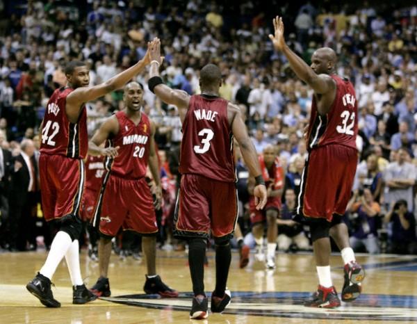2006 Miami Heat Cracks ESPN's Top 25 NBA Finals Games Ever