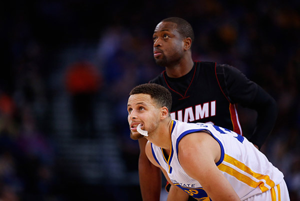 ESPN Ranks Dwyane Wade as More Famous Than Stephen Curry