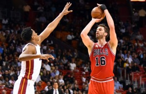Pau Gasol Miami Heat
