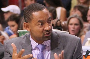Juwan Howard Coach of the Miami Heat